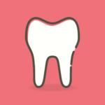 Prześliczne zdrowe zęby również powalający cudny uśmieszek to powód do zadowolenia.